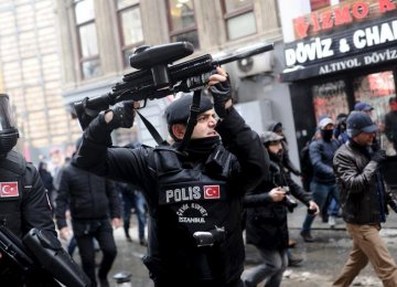 Ankara Orders Arrest of 110 People Over Gulen Links