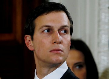 Mueller Investigating Kushner's Contacts With Foreign Leaders