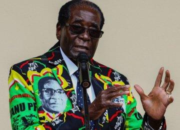 ZANU-PF All Set for Mugabe Impeachment