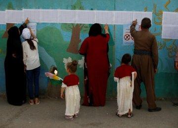 Top Iraq Court Rules Kurdish Referendum Unconstitutional