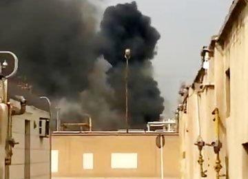 Abadan Refinery Fire Under Control