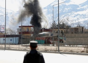 Afghan Bomb Kills 11 Civilians