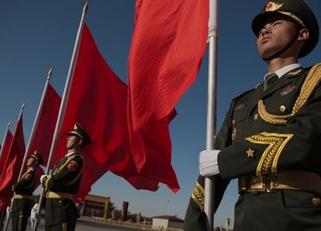 China Reportedly Negotiating Creation of Military Base With Afghanistan