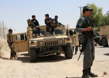 Afghan Police Repel Taliban Attack, Kill 11