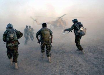 Civilians Feared Killed in Air Raid on Taliban Base
