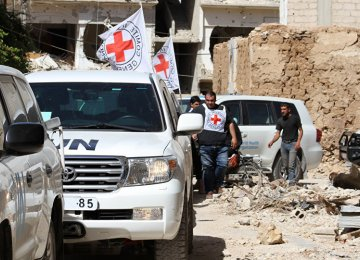 Red Cross Drastically Reducing Presence in Afghanistan