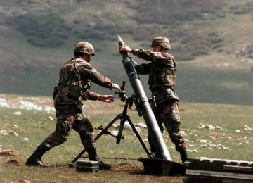 Azerbaijan Accuses Armenia of Numerous Truce Violations