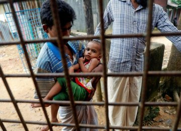 Vaccination Begins in Bangladesh Camps to Prevent Cholera