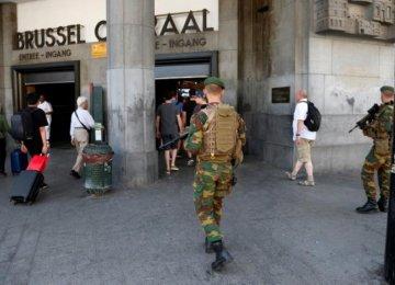 Brussels Station Bomber Linked to Molenbeek
