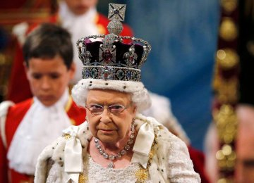 2018 Queen's Speech Cancelled by Government