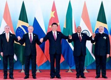 BRICS Countries Urge UNSC Reform, Cooperation on Terrorism
