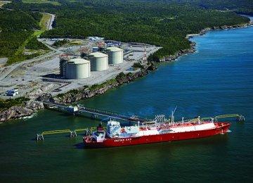 Canada Misses LNG Boom