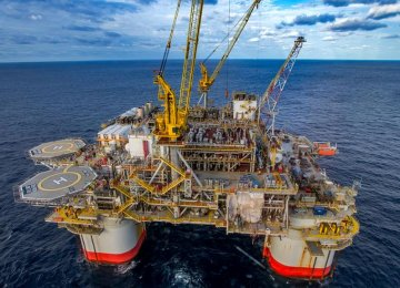 Chevron Approves $5.7b Deepwater Oil Project