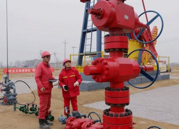 CNPC Overseas Oil, Gas Output Increase 10 Percent in Q1 2019