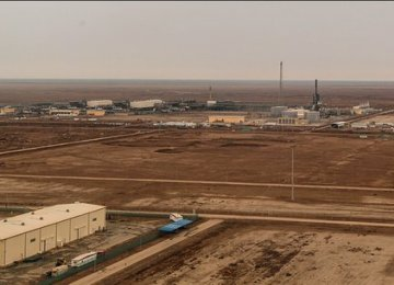 China Offers NIOC $3b Oil-Field Deal