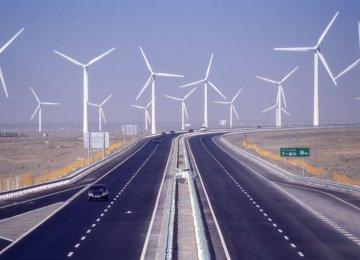 China Taking Worldwide Lead in Wind Power