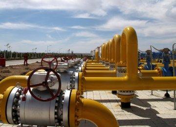 China Gas Demand Surging