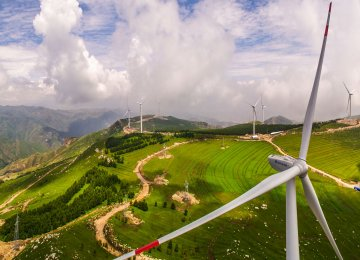 China Promoting Subsidy-Free Renewables