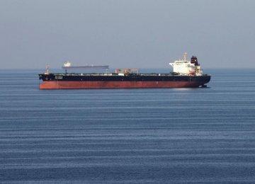 $1 Billion of Iran Crude at Dalian Port in China