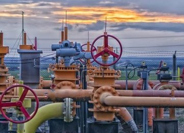 China Natural Gas Consumption Grows in Q1