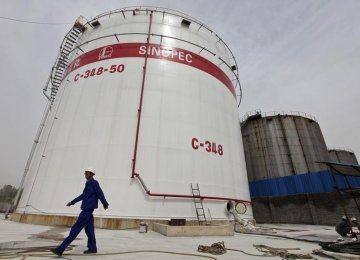 Sinopec, CNPC Skip Iran Oil Purchases for May