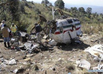 2 Killed in Mexico Chopper Crash