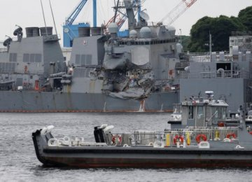 7 American Sailors Found Dead After Japan Collision