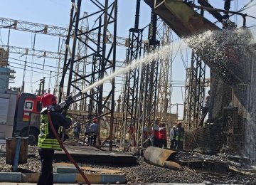 Cyber Attack on Ahvaz Power Station Denied