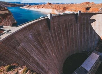 Water Levels Sink at World's Biggest Dam