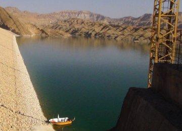 Dam Near Iraqi Border Helps Farming, Provides Potable Water in Region