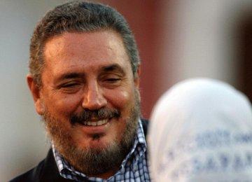 Fidel Castro's  Son 'Fidelito' Commits Suicide