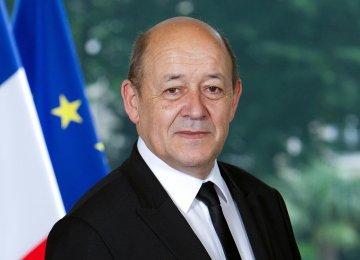 French FM to Visit Persian Gulf Arab States