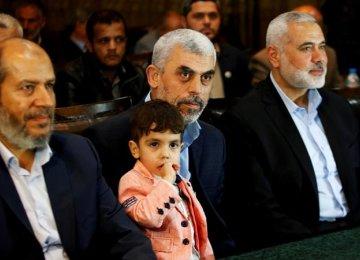 Hamas Agrees to Fatah Talks on Palestinian Unity