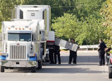 Deadly Human Trafficking Operation in Texas