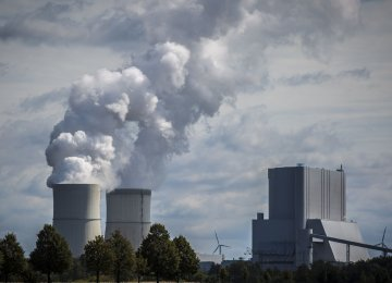 IEA: Developed Countries' CO2 Emissions Will Rise