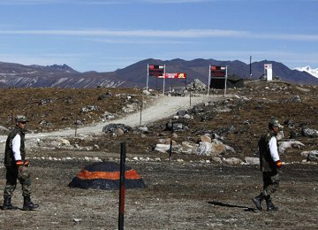 India, China Sort Out Border Standoff