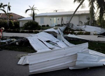 Irma Death Toll at 82 as 1.5m Without Power