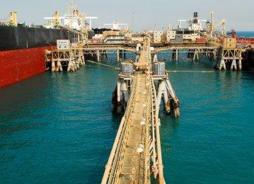 Iran Still Selling Oil Despite Imminent Sanctions