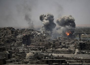 Sporadic Clashes in Mosul After Victory Declaration