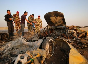 IS Attacks Kill 84 People in Southern Iraq