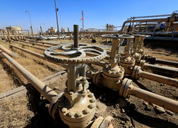 Iraq Restarts Oil Export From Kirkuk