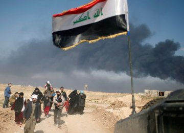 UN: More People May Flee Mosul Fighting