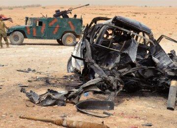 IS Kills 7 Soldiers in Iraq's Anbar Province