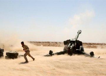 IS Attacks Kill 17 Iraqi Soldiers