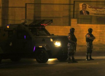 Israel Not to Prosecute Embassy Guard Over Jordan Shootings
