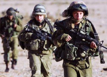Sexual Harassment Rampant in Israeli Military