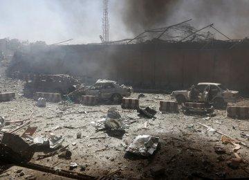 Kabul Truck-Bomb Toll Tops 150