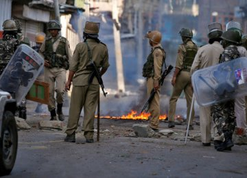 At Least 20 Killed in Kashmir Clashes
