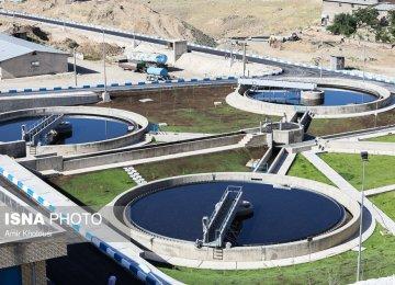 Kermanshah Opens Wastewater Treatment Plant