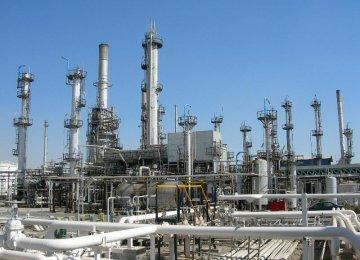 Kermanshah Refinery Leading Environmentally
